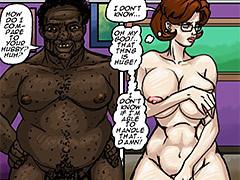 interracial wife wife