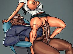 black porn porn